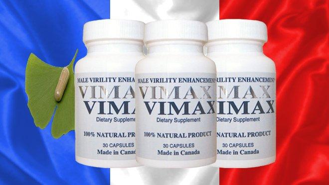 Vimax en pharmacie