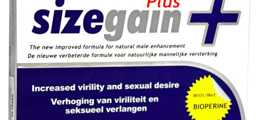 pilules pour allongement pénien